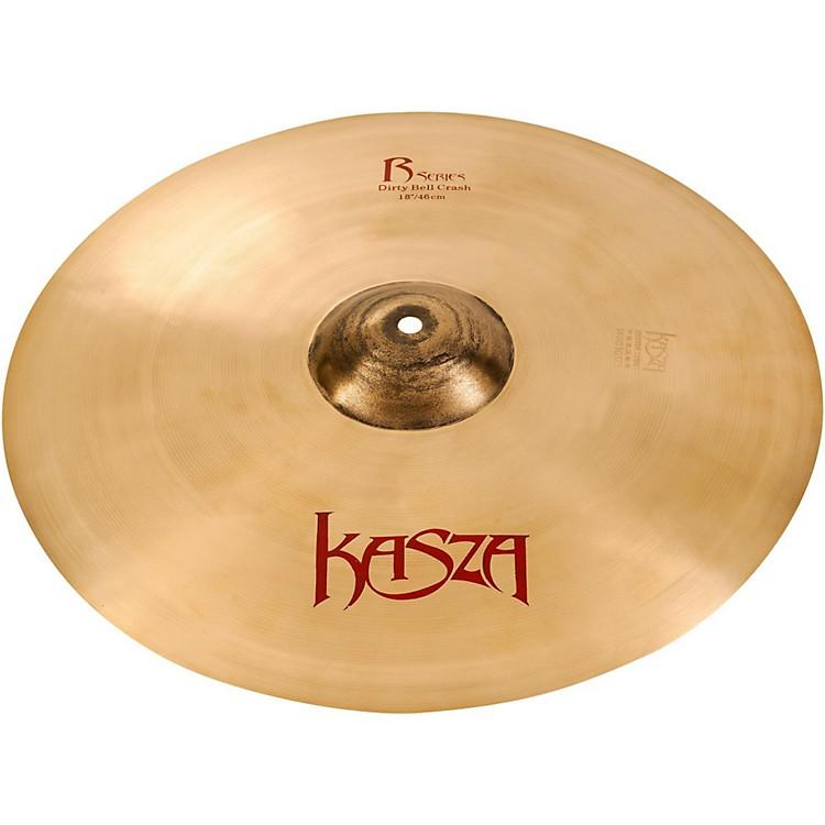 Kasza CymbalsMedium Thin Rock Crash Cymbal20 in.