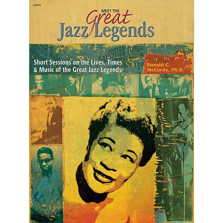AlfredMeet the Great Jazz Legends