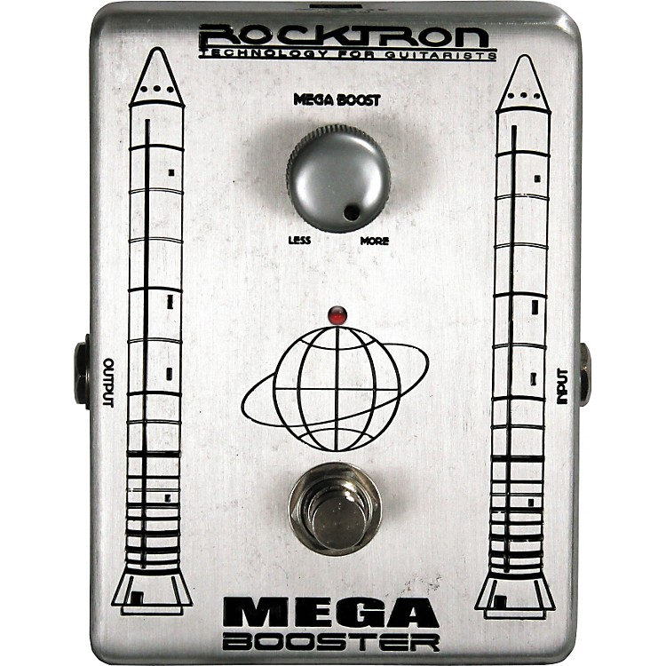 Rocktron Mega Booster Guitar Effects Pedal