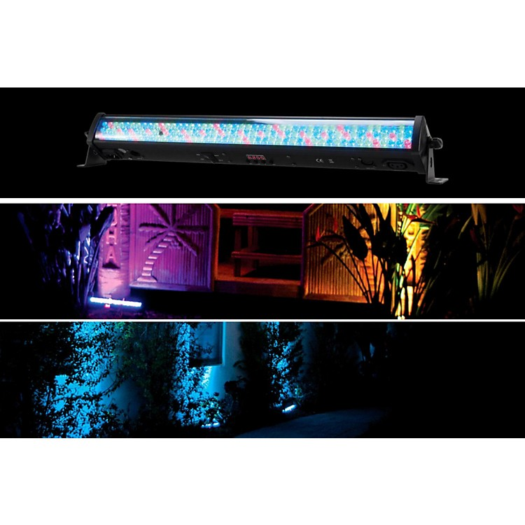 American DJMega Go Bar 50 RGBA Battery Powered LED Strip