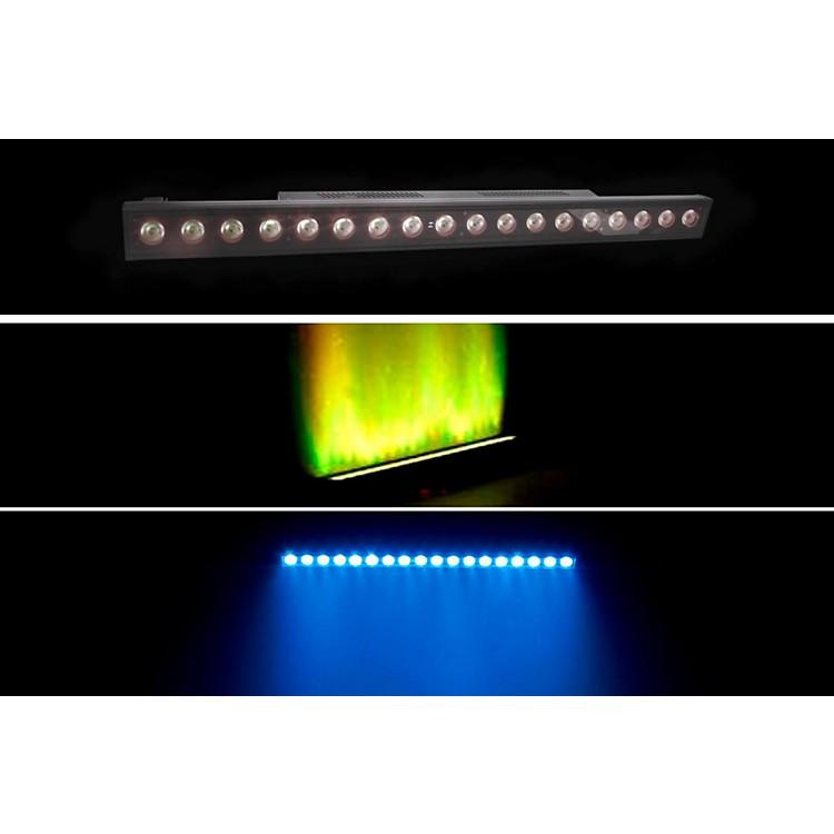 American DJMega Tri Bar LED Wash Bar
