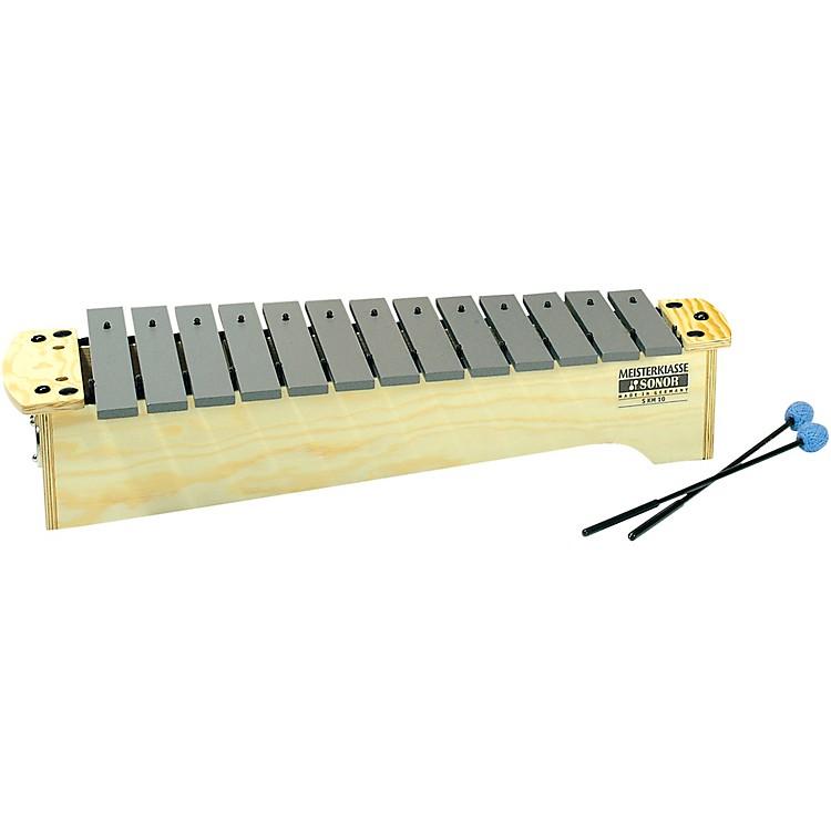 SonorMeisterklasse Diatonic Soprano Metallophone