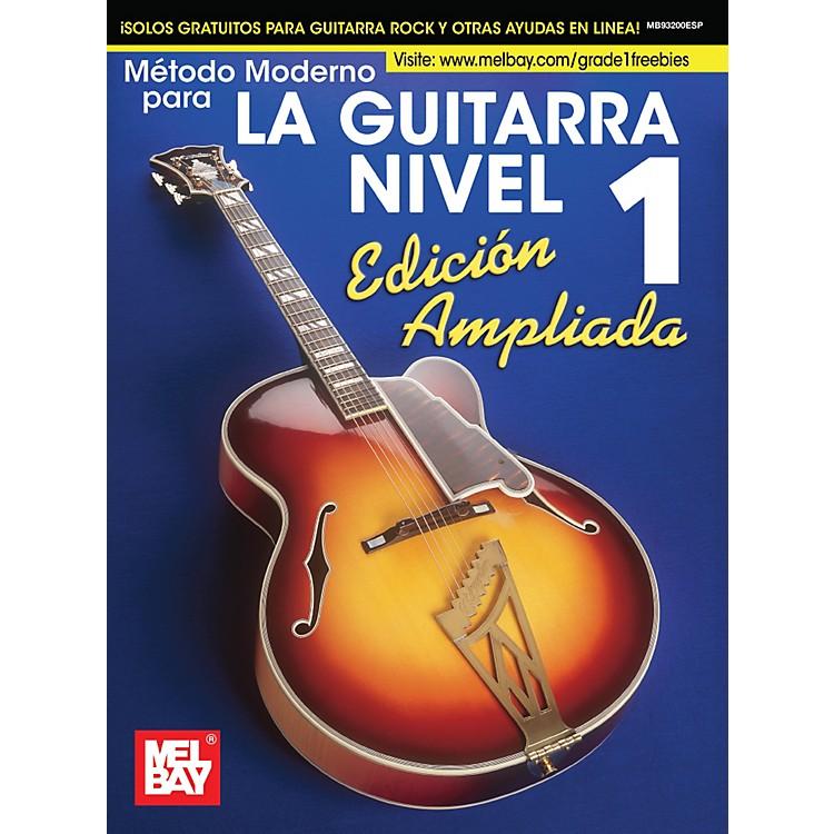 Mel BayMel Bay's Modern Guitar Method Grade 1, Expanded (Spanish Edition)