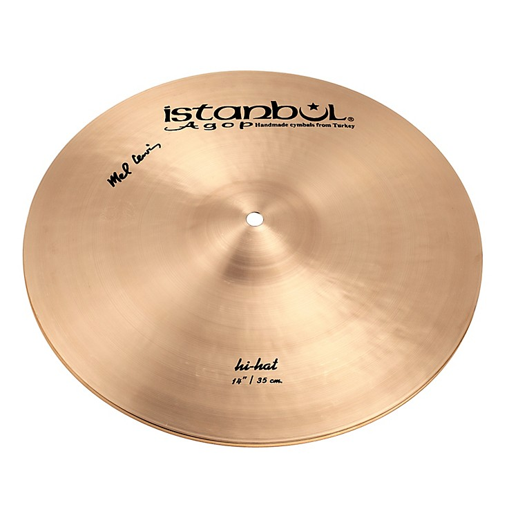 Istanbul Agop Mel Lewis Hi Hats 14 in.