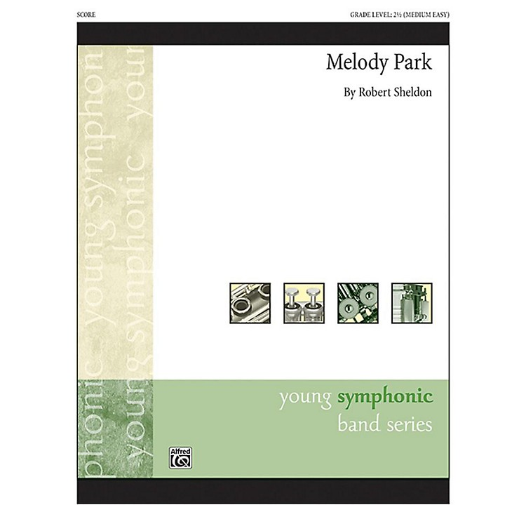 AlfredMelody Park Concert Band Grade 2.5 Set