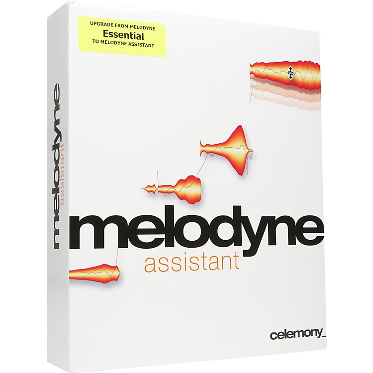 Celemony Melodyne assistant Upgrade From essential Vol. 1 and 2