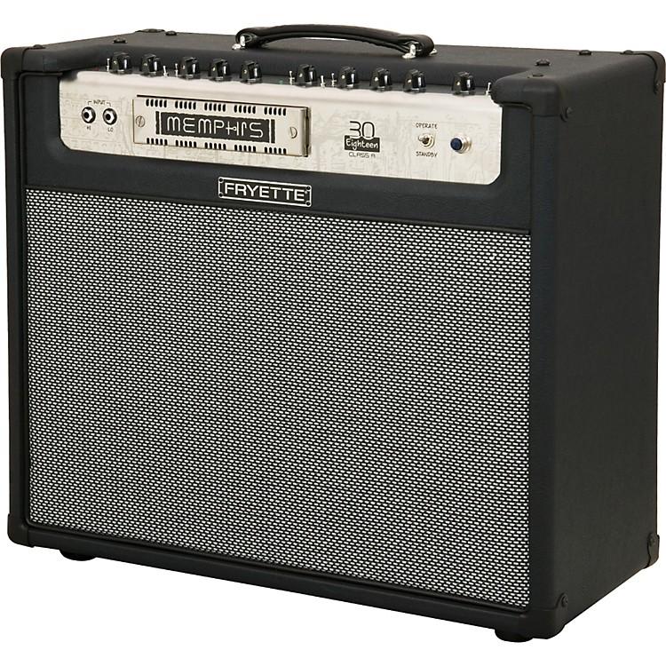 FryetteMemphis Thirty M30C 30W 1x12 Tube Guitar Combo Amp
