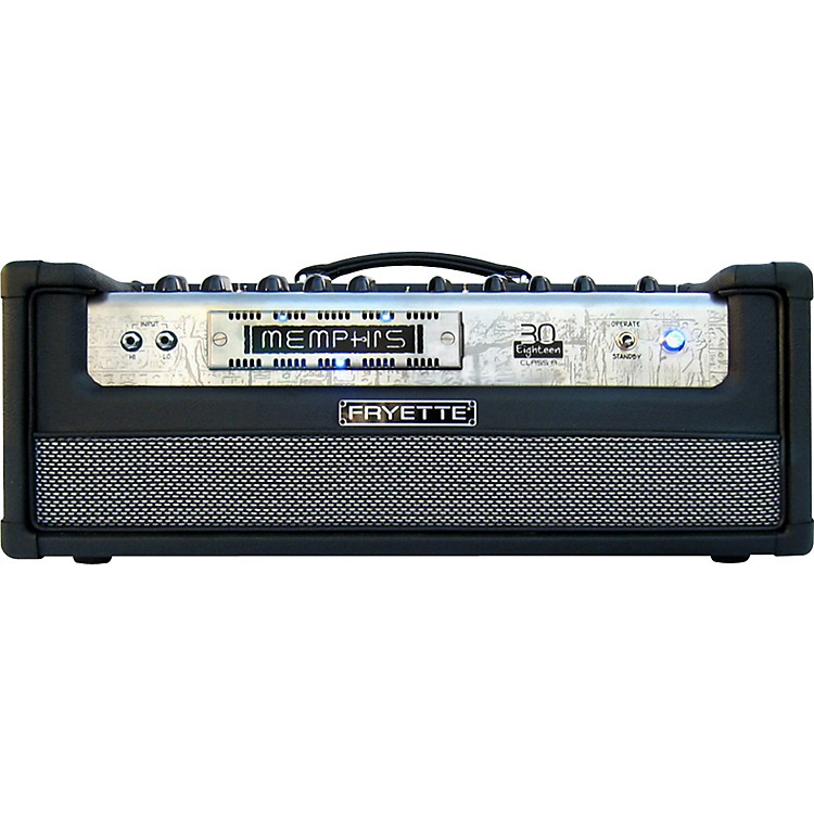 Fryette Memphis Thirty M30H 30W Tube Guitar Amp Head