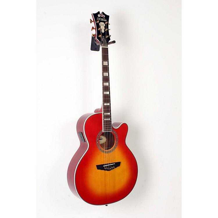 D'AngelicoMercer Grand Auditorium Cutaway Acoustic-Electric GuitarCherry Sunburst888365918891