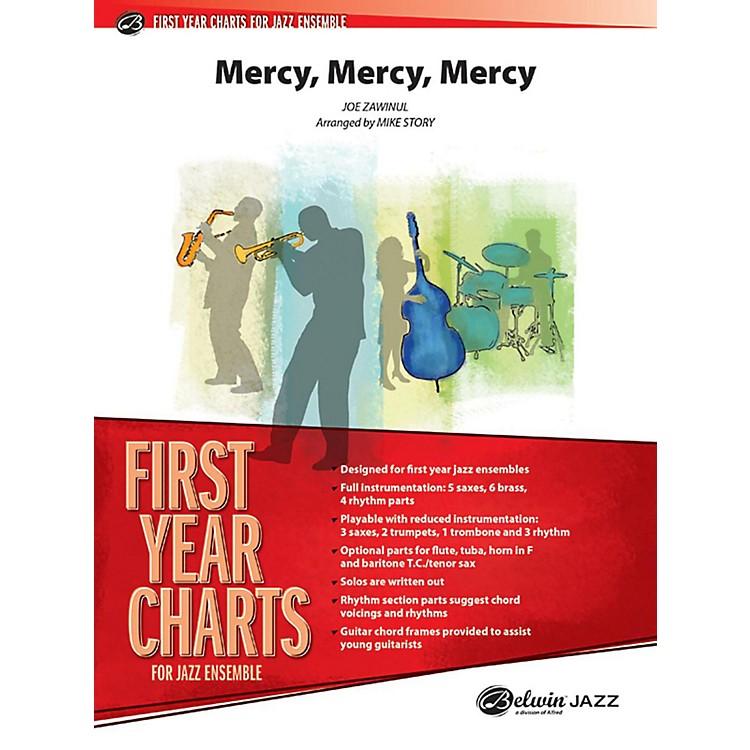 AlfredMercy, Mercy, Mercy Jazz Band Grade 1 Set