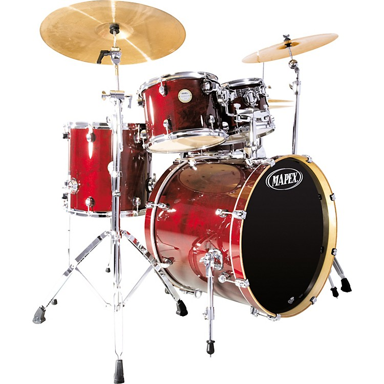 Mapex Meridian Birch SRO 5-piece Shell Pack