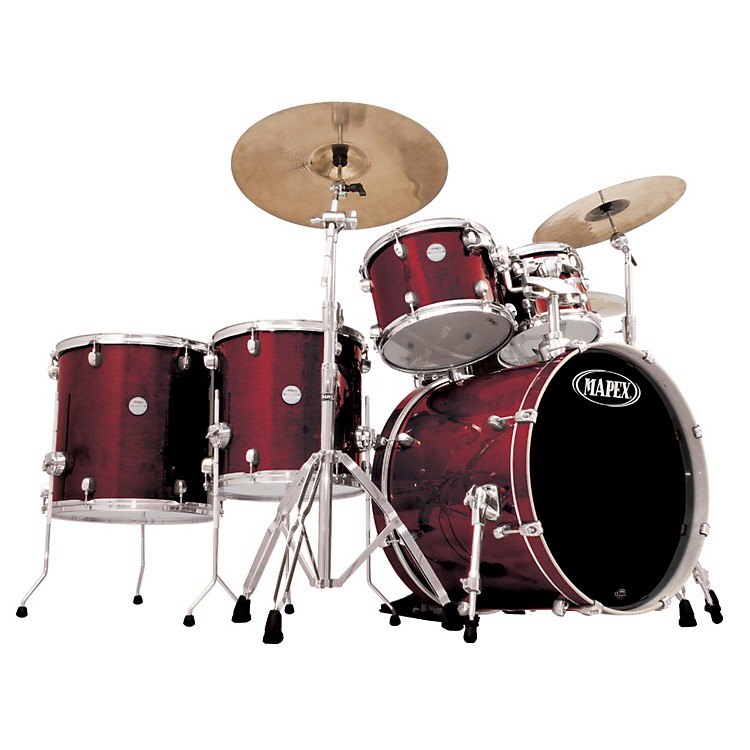MapexMeridian Maple 6 Piece Studioease Shell Pack