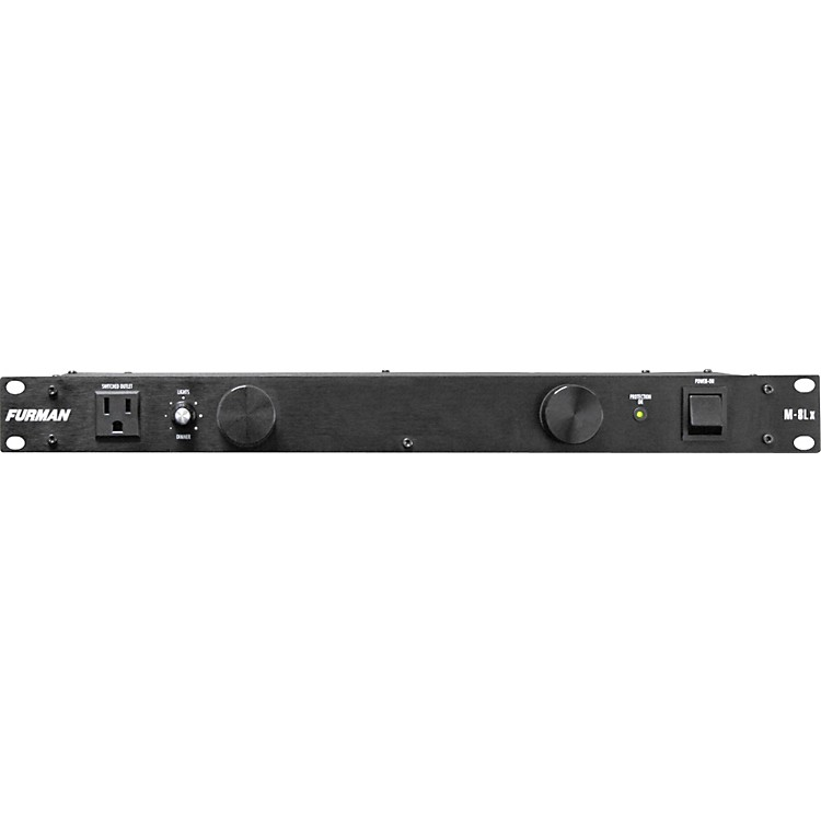 Furman Merit M-8LX Power Conditioner with Lights