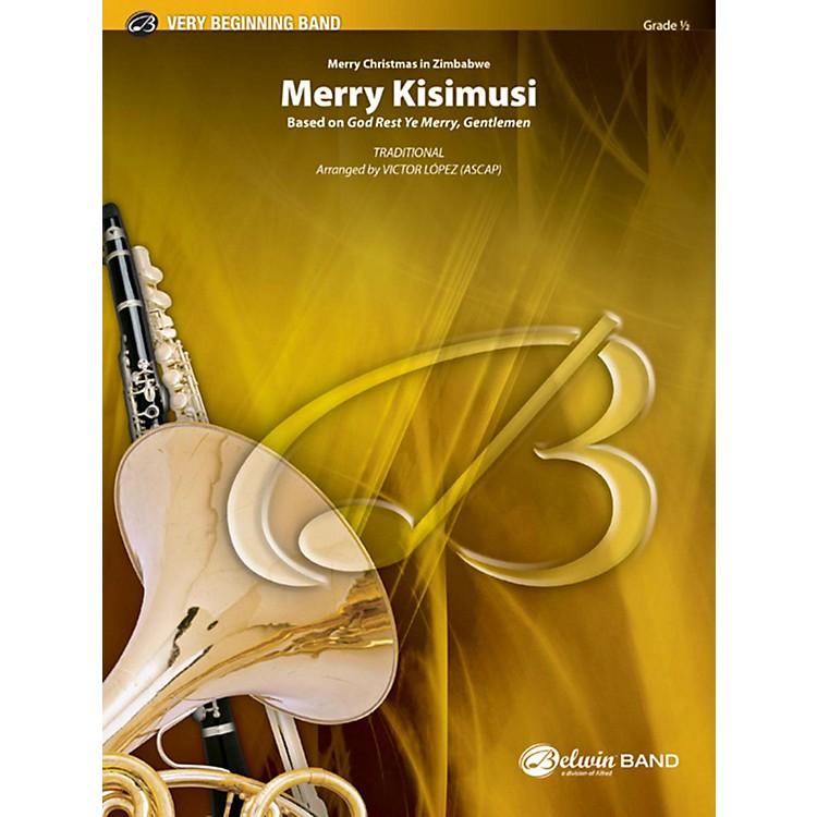 AlfredMerry Kisimusi Concert Band Grade 0.5