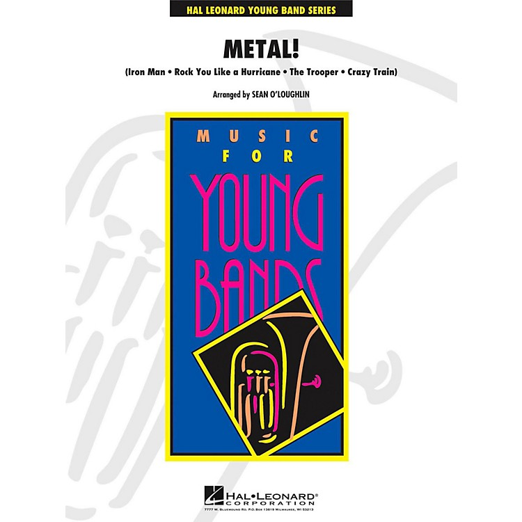 Hal Leonard Metal! - Young Concert Band Level 3