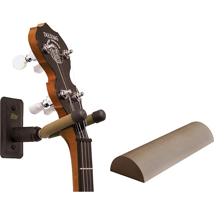 String SwingMetal Banjo Wall Hanger w/ Wall Bumper