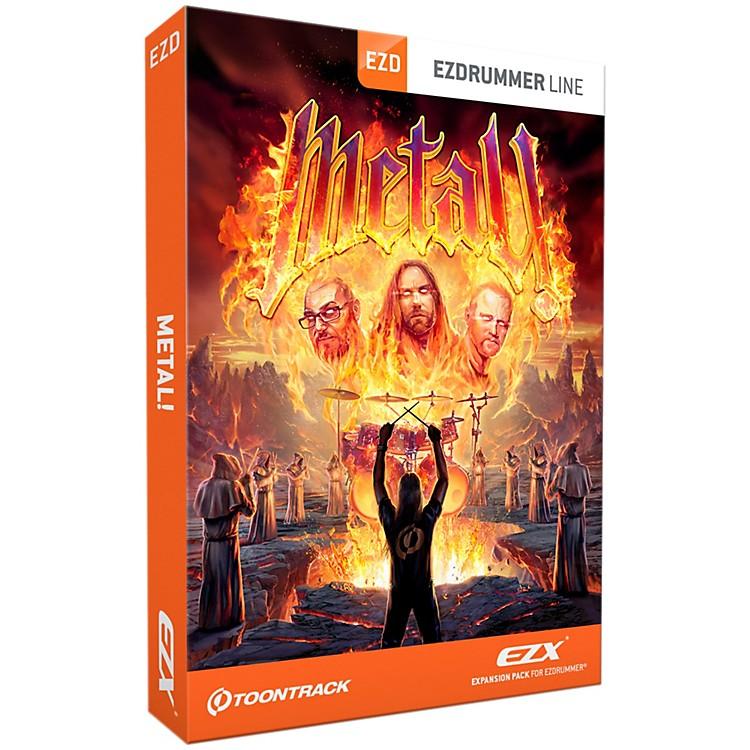 ToontrackMetal! EZX Software Download