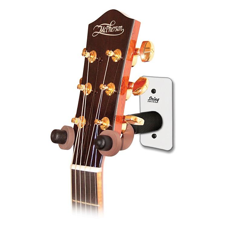 String SwingMetal Guitar Wall HangerWhite