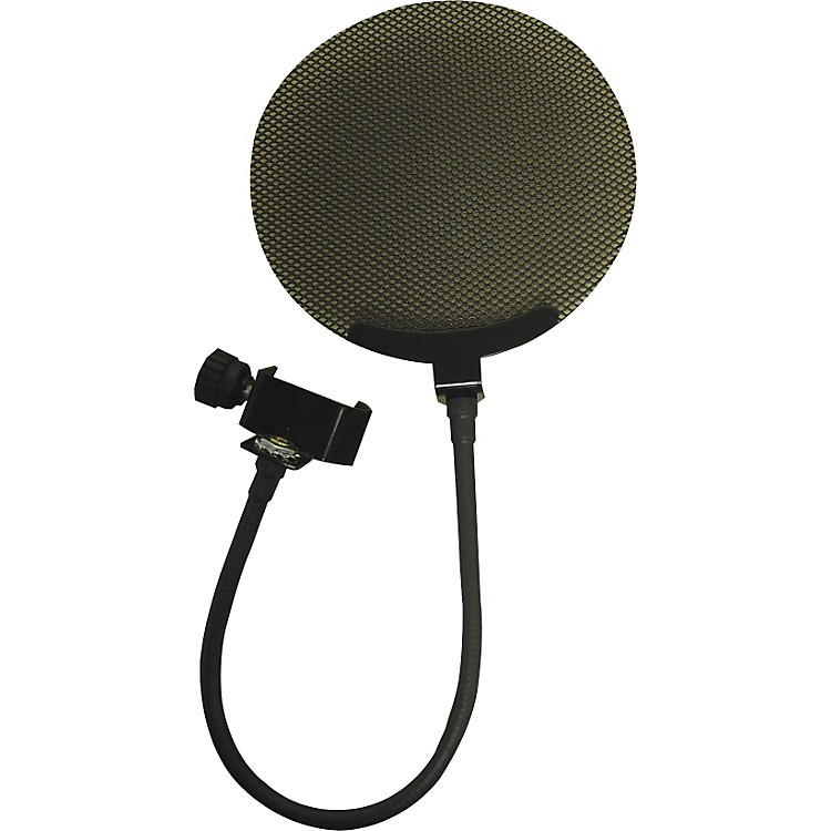 Nady Metal Pop Filter Black