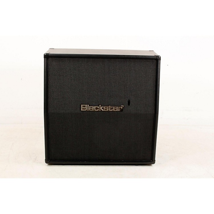 Blackstar Metal Series 4x12 Guitar Cabinet with Celestions Angled Black 888365728193