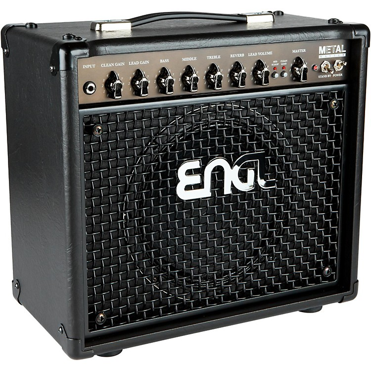 EnglMetalMaster 20W 1x10 Tube Guitar Combo Amp with Reverb