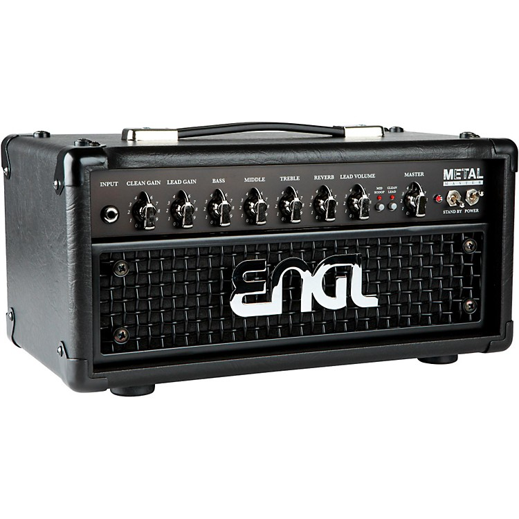 EnglMetalMaster 20W Tube Guitar Amp Head with Reverb