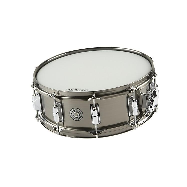 Taye DrumsMetalWorks Brass Snare DrumBlack Nickel14x5