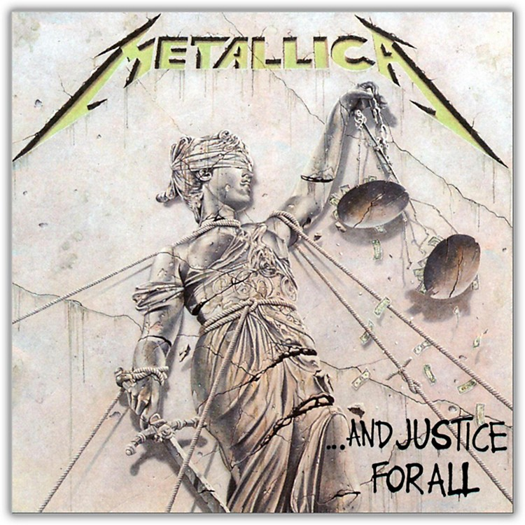 WEAMetallica - ...And Justice for All Vinyl LP