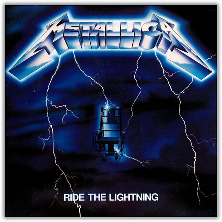 WEAMetallica - Ride the Lightning Vinyl LP (180 Gram Vinyl)