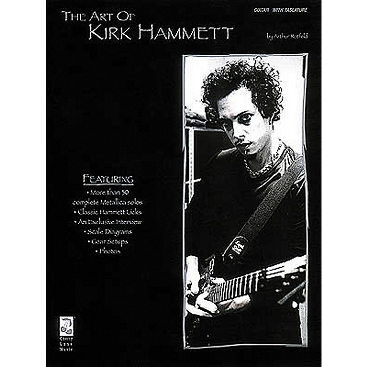 Hal LeonardMetallica - The Art of Kirk Hammett