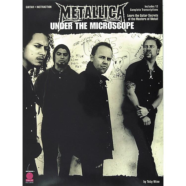 Cherry LaneMetallica - Under the Microscope Guitar Tab Instructional Songbook