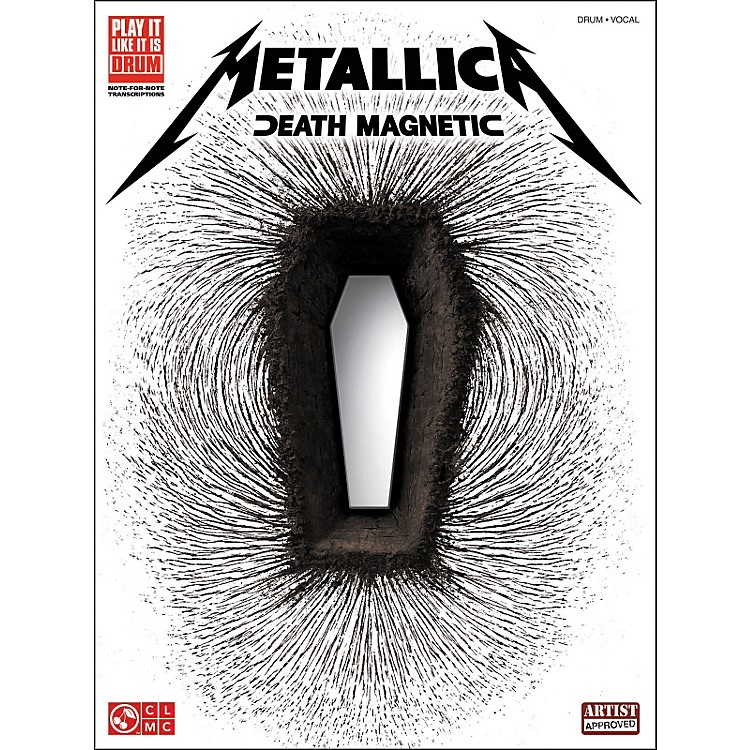 Cherry Lane Metallica: Death Magnetic Drum Songbook