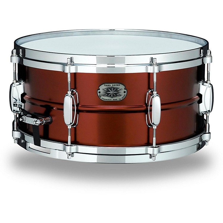 Tama Metalworks Limited Edition Steel Snare 14x6.5 in. Satin Bronze