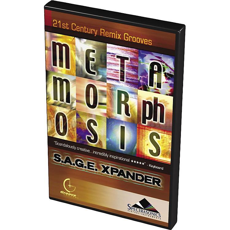 SpectrasonicsMetamorphosis S.A.G.E. Xpander 21st Century Remix Grooves