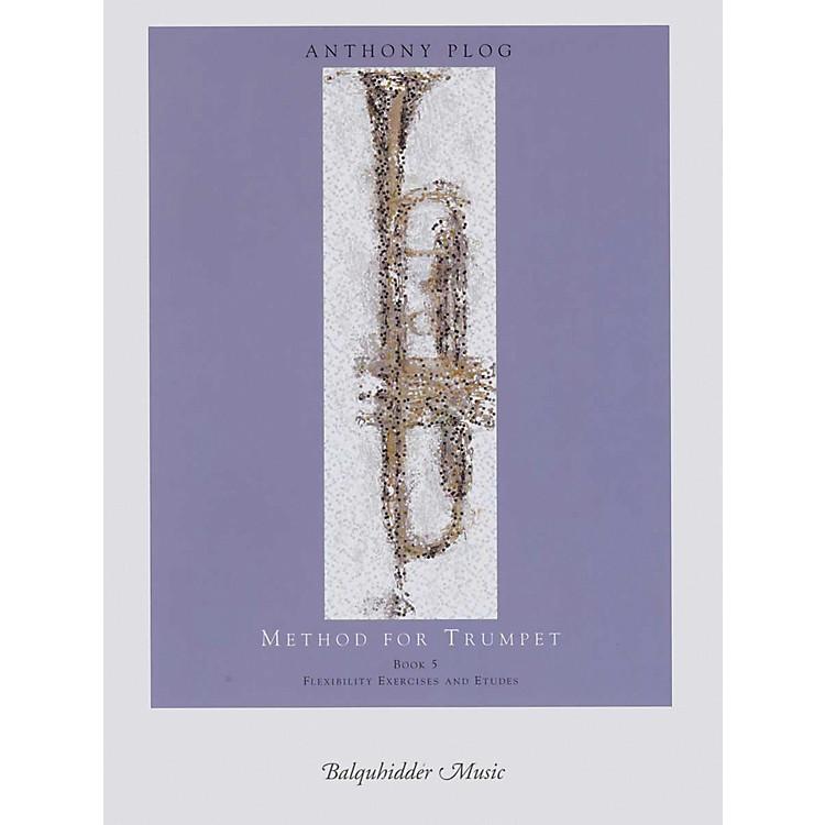 Carl FischerMethod for Trumpet - Book 5 (Flexibility Exercises and Etudes) Book
