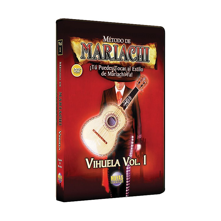 Mel Bay Metodo De Mariachi Vihuela DVD, Volume 1 - Spanish Only