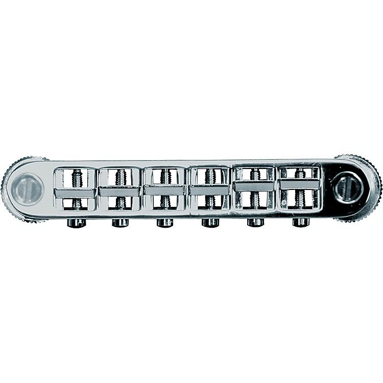 ToneProsMetric Locking Tune-O-Matic Bridge (large posts)Chrome