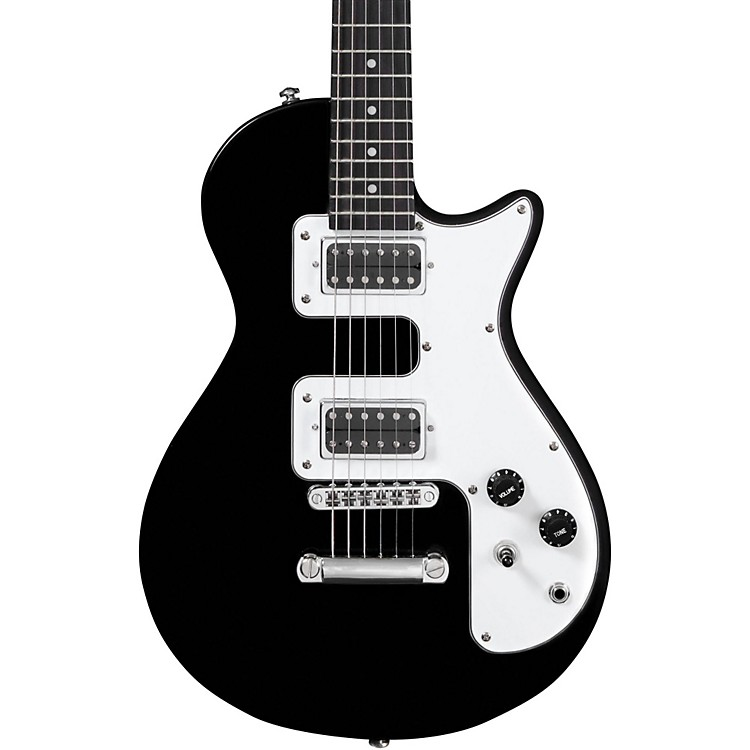 HagstromMetropolis-C Electric GuitarBlack Gloss