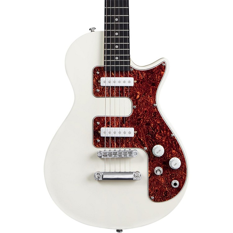 Hagstrom Metropolis-S Electric Guitar Cream
