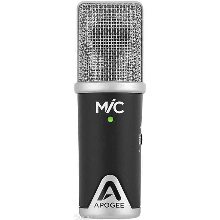 ApogeeMiC USB Microphone for iPad, iPhone and Mac