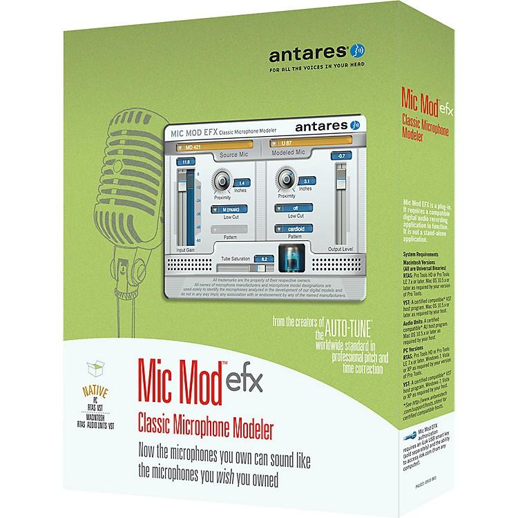 AntaresMic Modeler EFX