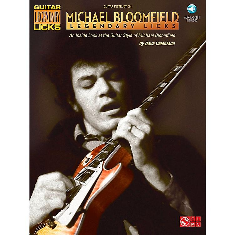 Cherry LaneMichael Bloomfield - Legendary Licks Book/CD