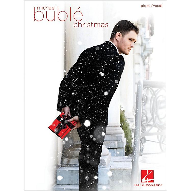 Hal LeonardMichael Buble - Christmas Vocal with Piano
