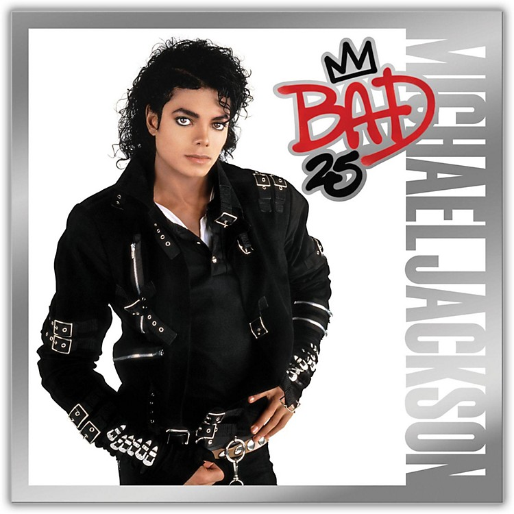 SonyMichael Jackson - Bad (25th Anniversary Edition) Vinyl LP