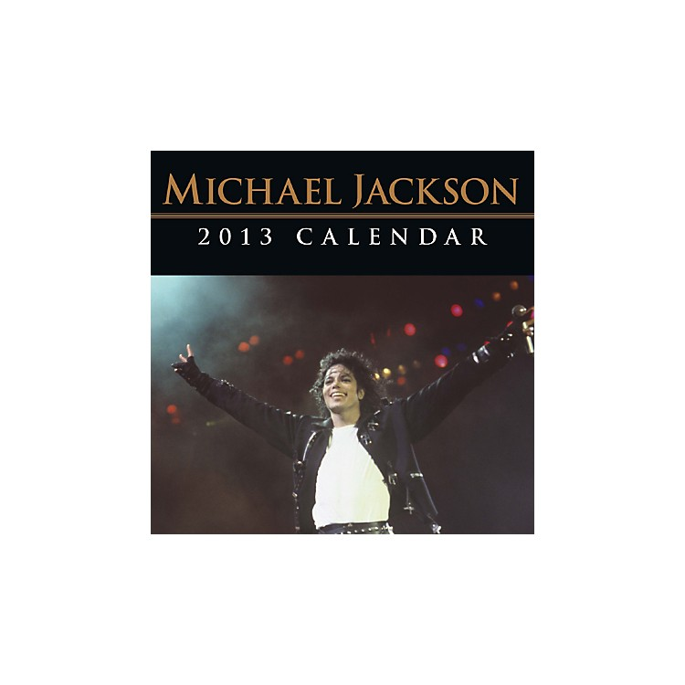 Browntrout Publishing Michael Jackson 2013 Square 12x12 Wall Calendar