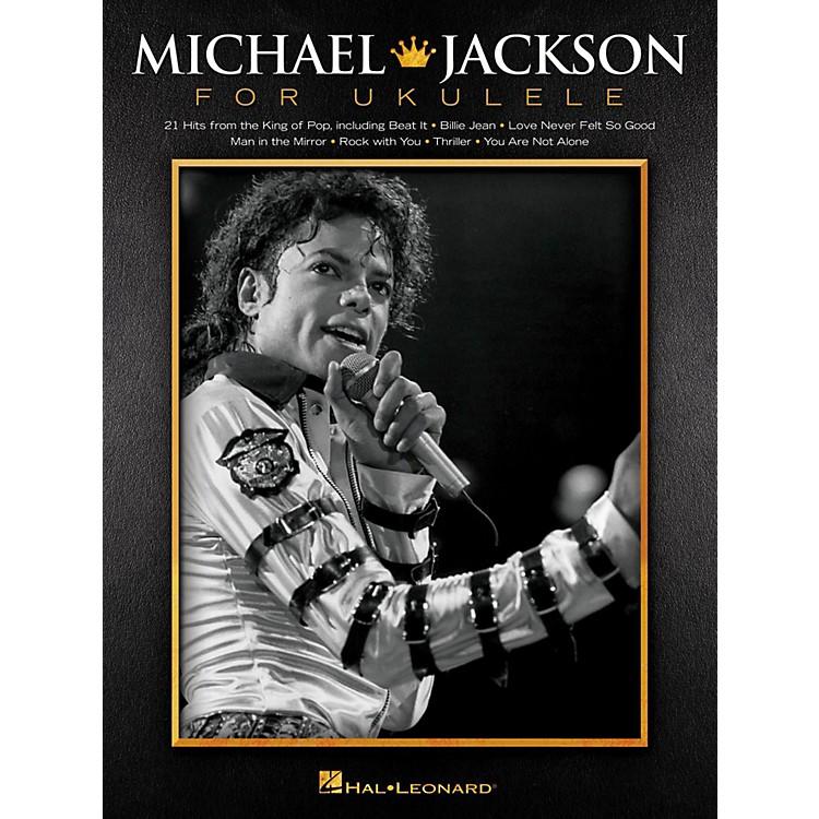 Hal LeonardMichael Jackson For Ukulele