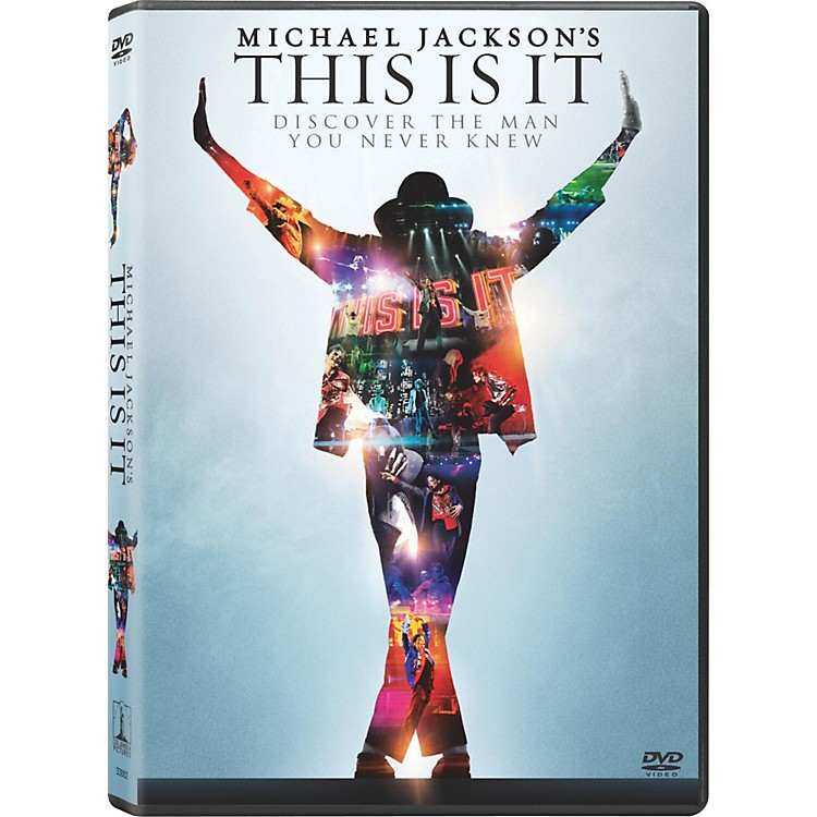 Sony Michael Jackson's This Is It DVD