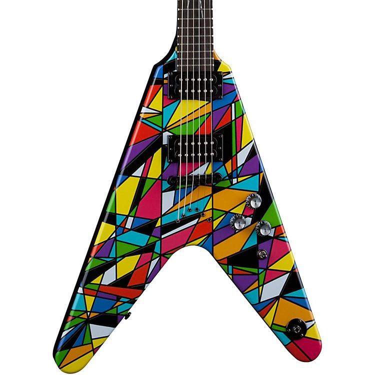 DeanMicheal Schenker Kaleidoscope Electric Guitar