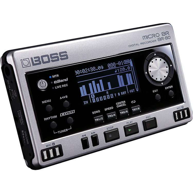 BossMicro BR BR-80 Digital Recorder