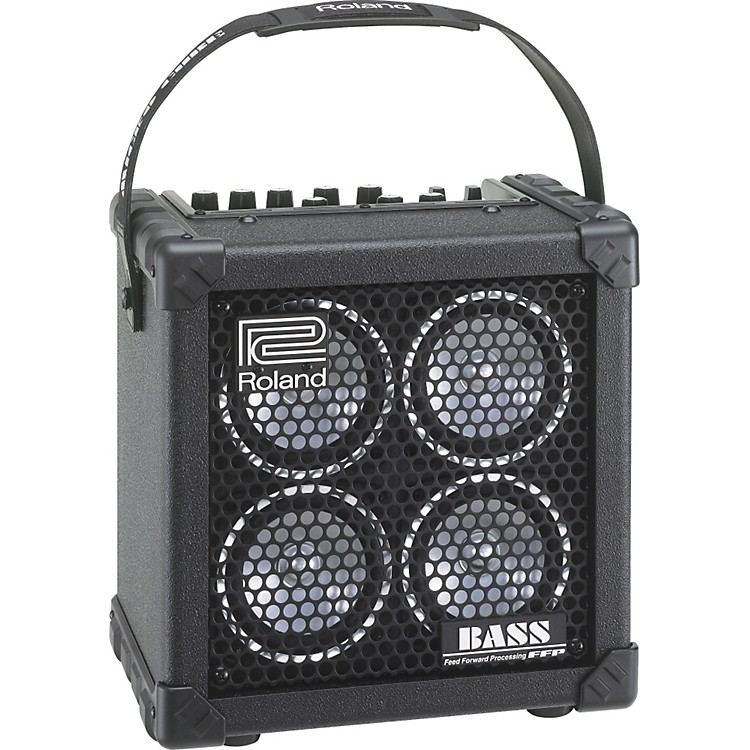 Roland Micro Cube Bass RX Bass Combo Amp 4 x 4 In